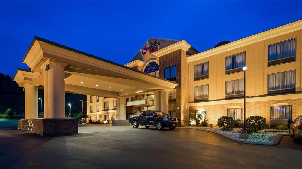 Best Western Plus Clearfield: 14424 Clearfield Shawville Hwy, Clearfield, PA