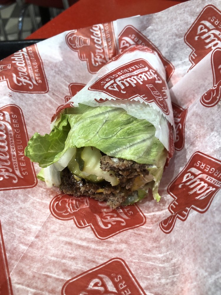 Freddy's Frozen Custard & Steakburgers: 21467 N John Wayne Pkwy, Maricopa, AZ