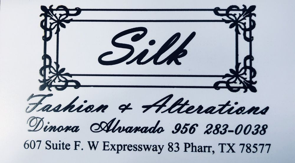 Silk Fashions & Alterations