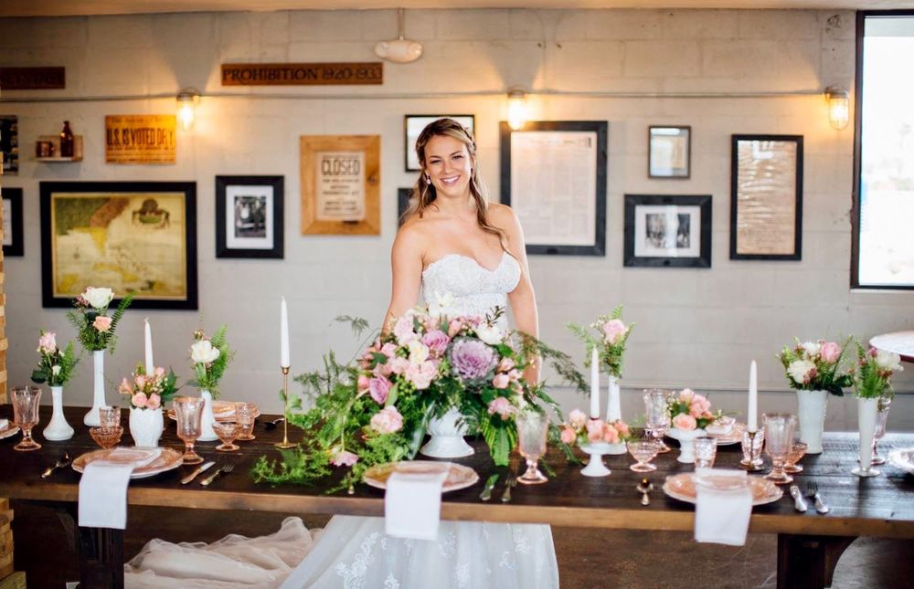Flamingo Floral Creations: 229 2nd St, Holly Hill, FL