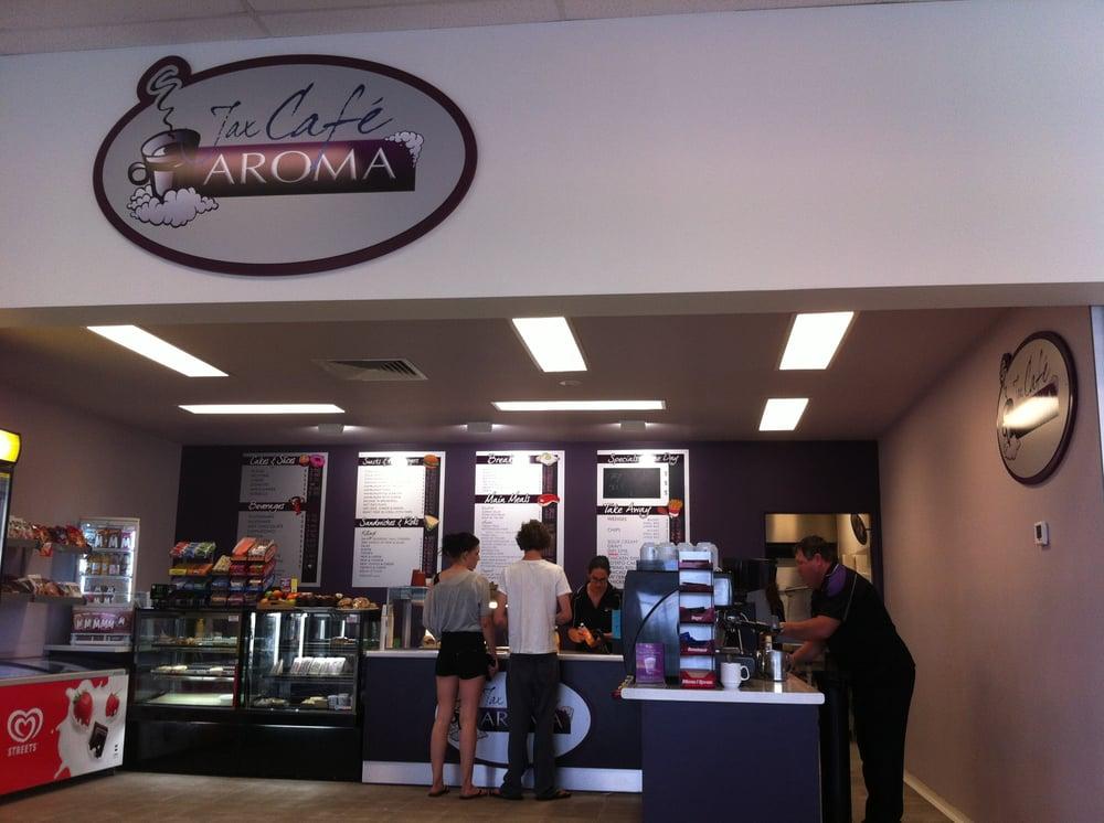 Jax Cafe Aroma