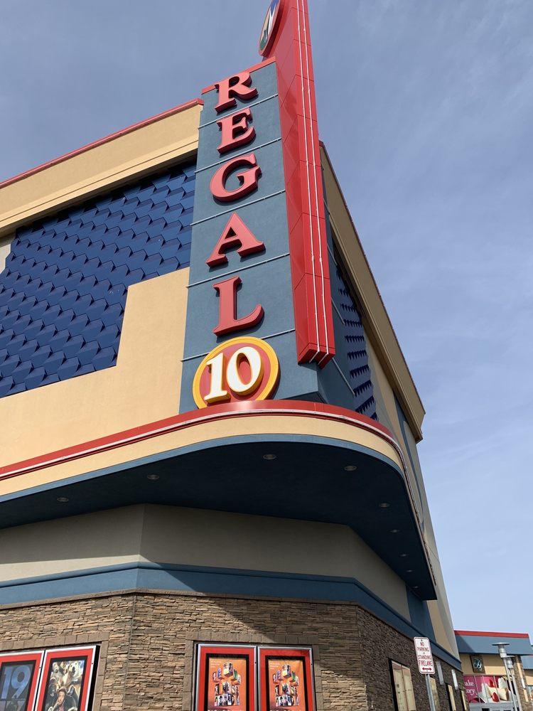 Regal Dulles Town Center: 21100 Dulles Town Cir, Dulles, VA