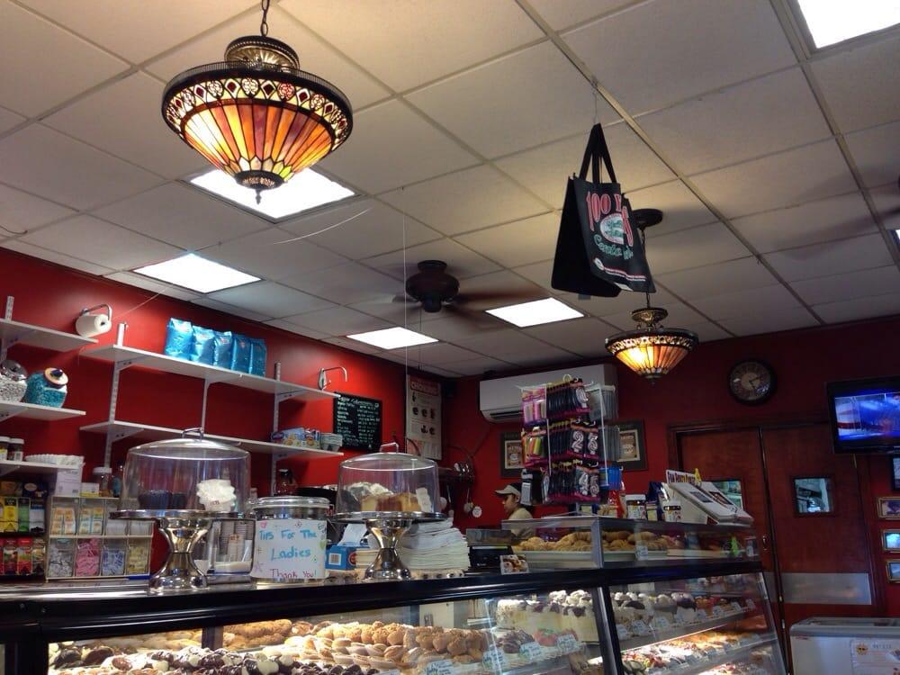 Morrone Pastry Shop Cafe Bronx Ny