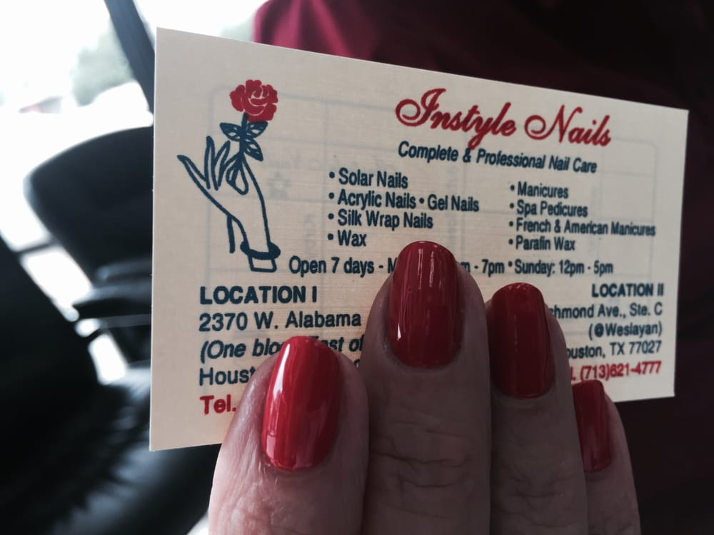 Photos for Instyle Nails - Yelp