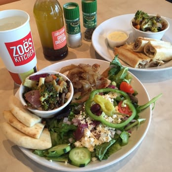 Zoes Kitchen - 69 Photos & 70 Reviews - Mediterranean - 7707 ...
