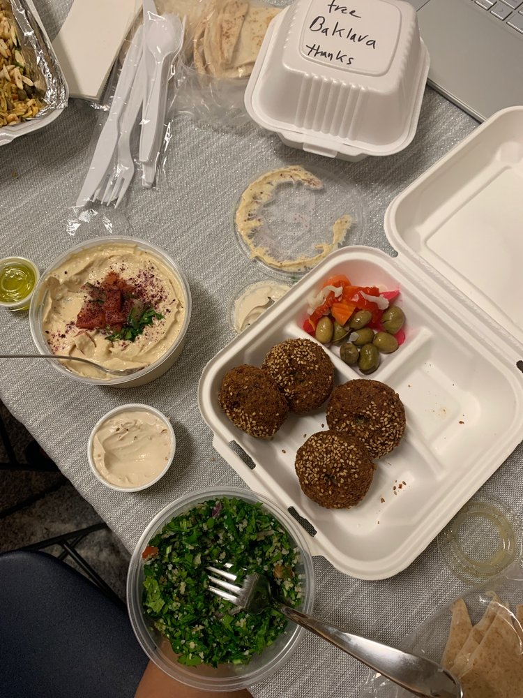 Hummus & Falafel: 10897 48th Ave, Allendale, MI