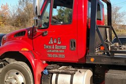 Towing business in Hocking, OH