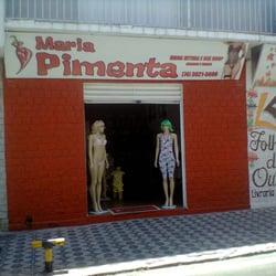 ab869746a Maria Pimenta Moda Intima E Sexy Shop Atacado E Varejo - Lingerie - Rua  Afonso Costa 116