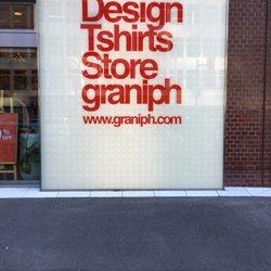 6550de3f5 Photo of Design Tshirts Store graniph 原宿 - Shibuya, 東京都, Japan. Street