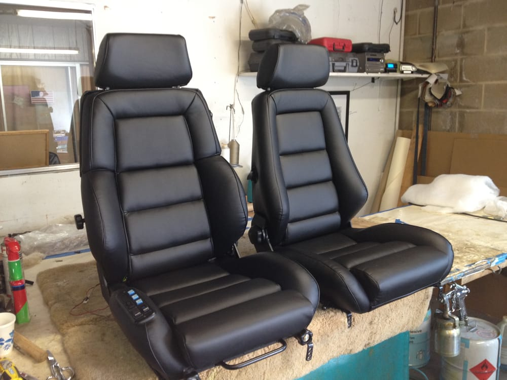 Recaro Seats Reupholstered Yelp