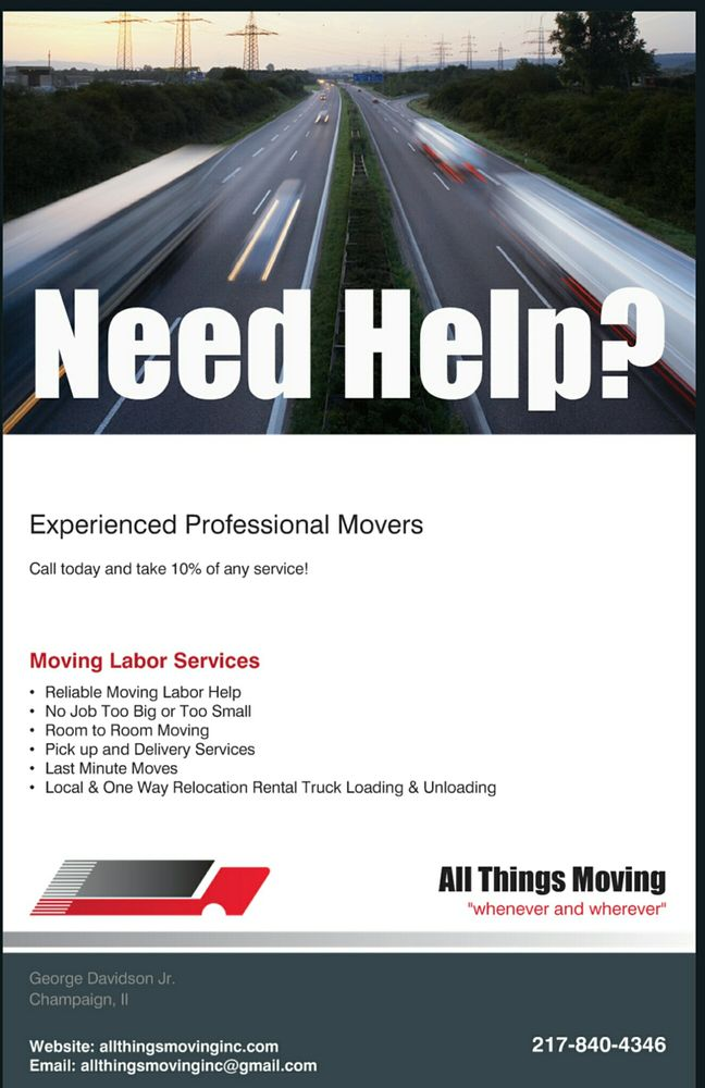 All Things Moving: Champaign, IL