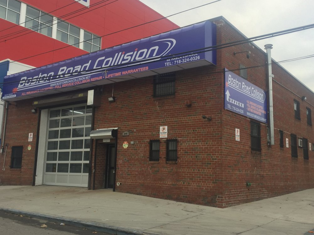 Boston Road Collision: 2345 Hollers Ave, Bronx, NY