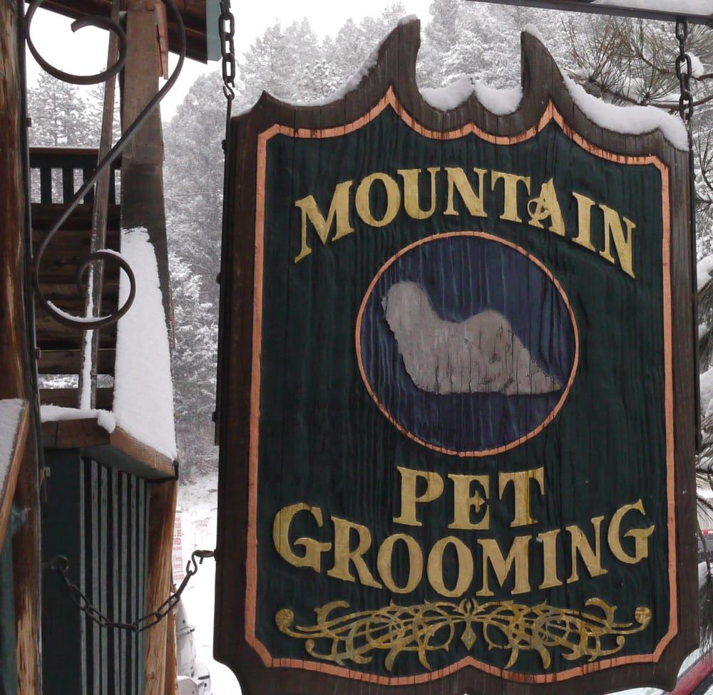 Mountain Pet Grooming: 4602 Plettner Ln, Evergreen, CO