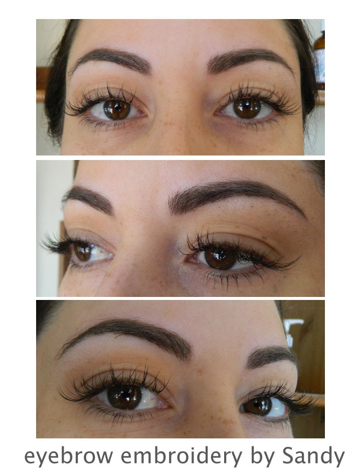Eyebrow Embroidery By Sandy Yelp
