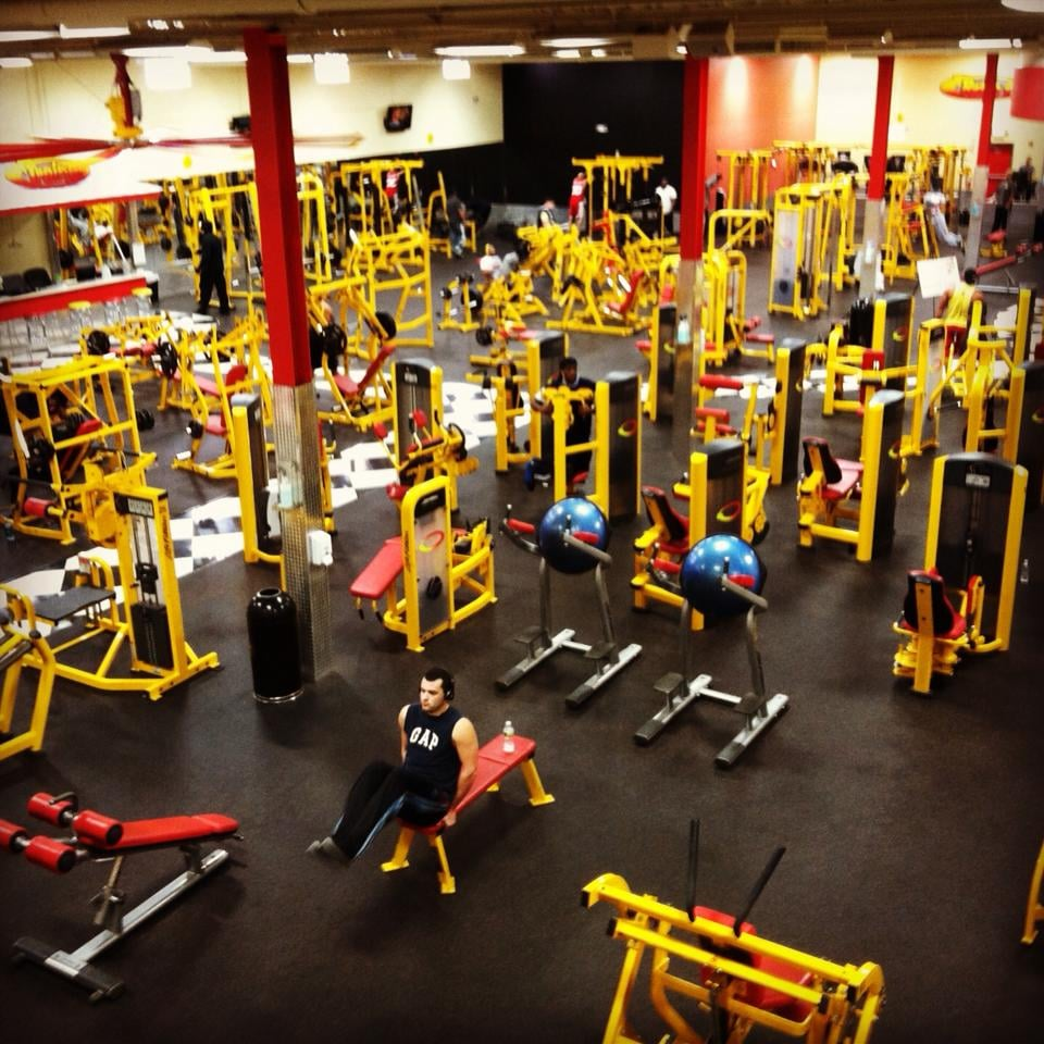 Retro fitness reviews gyms n michigan ave