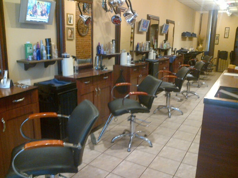 oleg kaz salon hair salons new york ny yelp. Black Bedroom Furniture Sets. Home Design Ideas
