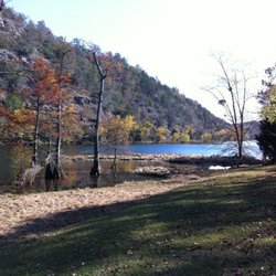 Photo Of The Rowdy Beaver Cabin   Broken Bow, OK, United States. Lower. Lower  Mountain Fork River ...