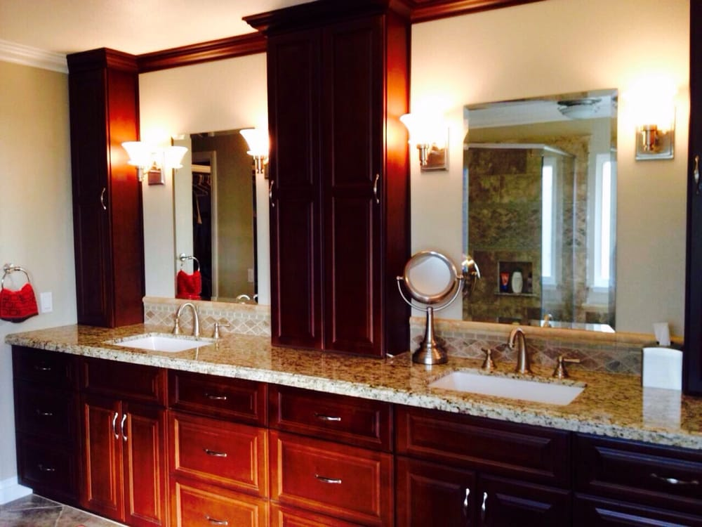 Luxury Bathroom Cabinets San Diego