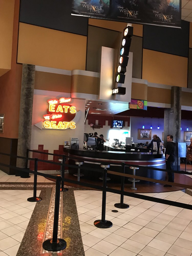 Cinemark Imax Theatre