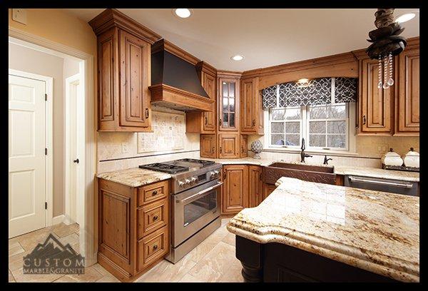 Custom Marble & Granite: 106 Hindman Ln, Butler, PA