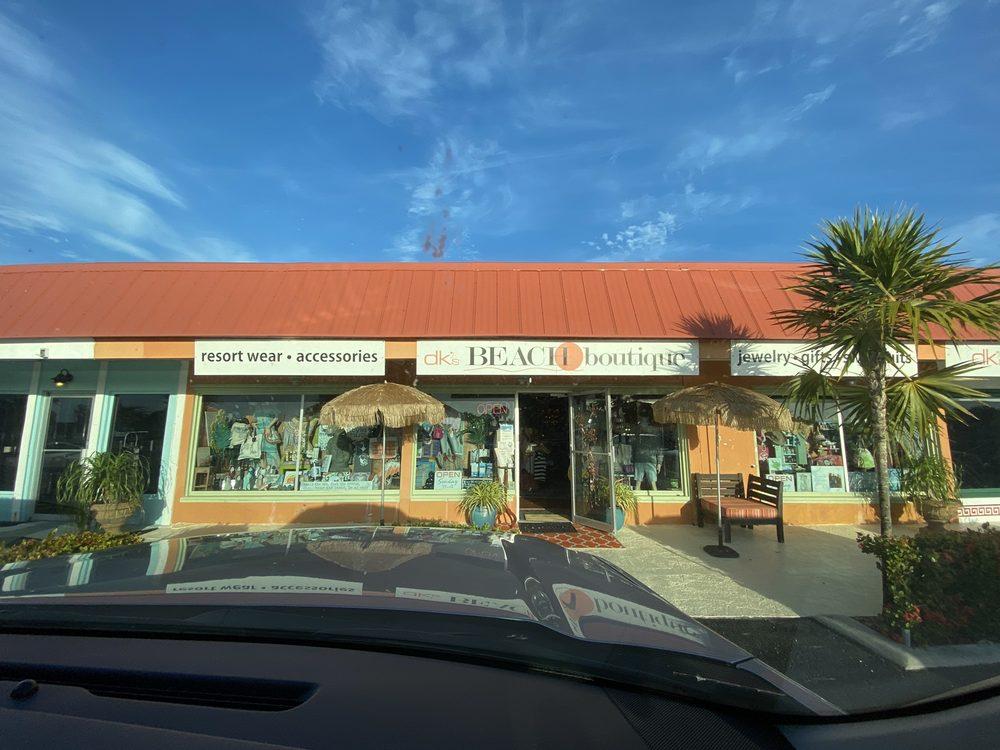 DK's Beach Boutique: 303 Sadowski Cswy, Key Largo, FL