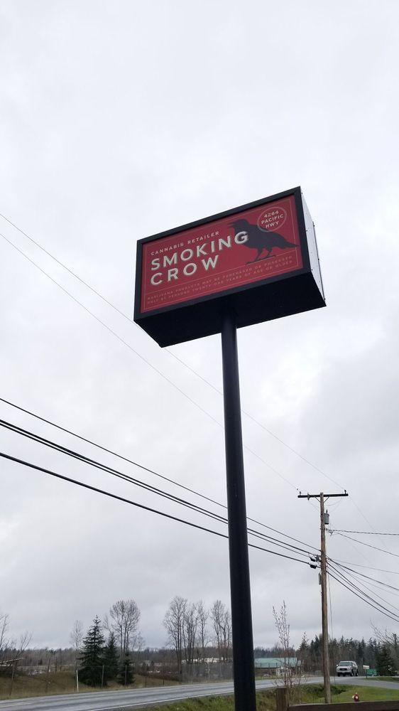 Smoking Crow: 4264 Pacific Hwy, Bellingham, WA