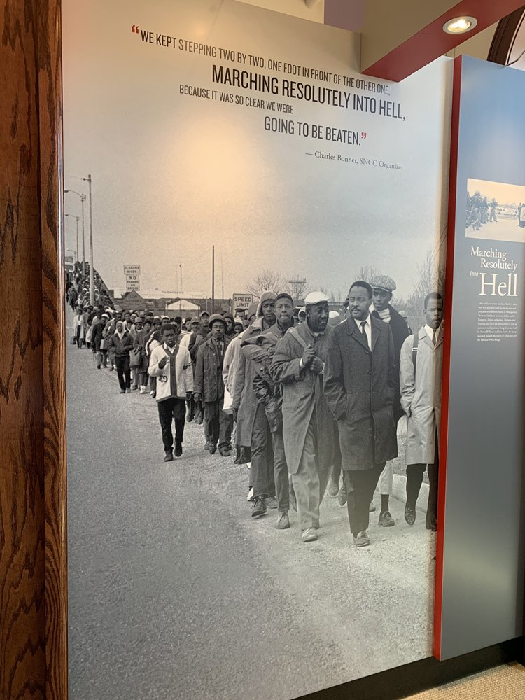 Selma Interpretive Center: 2 Broad St, Selma, AL