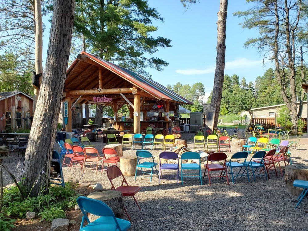 The Pines Restaurant: 5234 N US Hwy 51, Mercer, WI