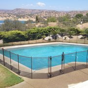 This Removable Photo Of Guardian Pool Fence Systems Fresno Ca United States
