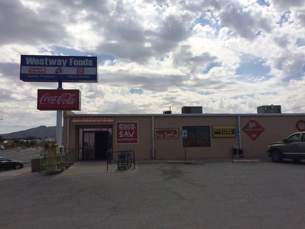 Westway Food Store: 806 Westway Blvd, Canutillo, TX