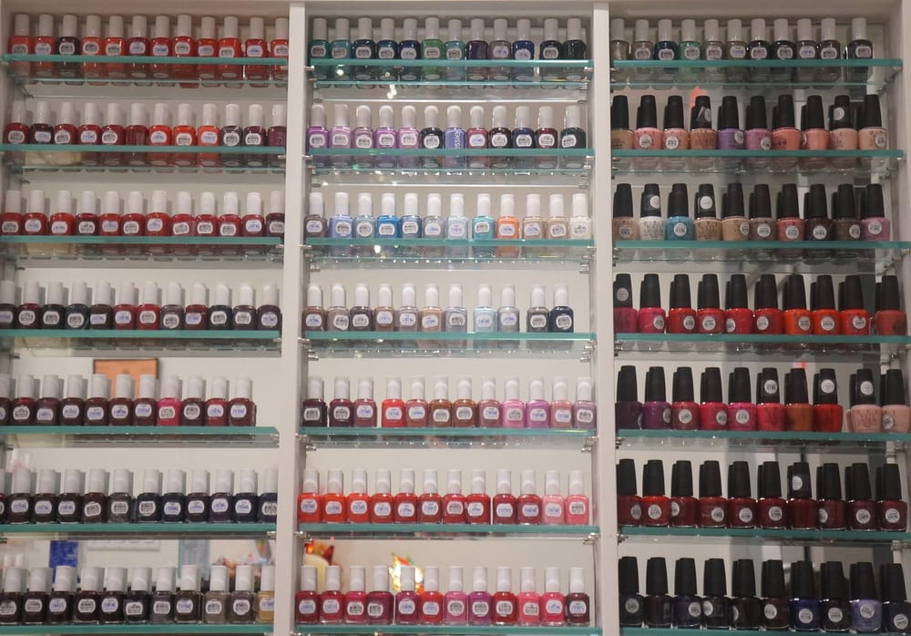 Sapphire Nails and Spa: 1527 York Ave, New York, NY