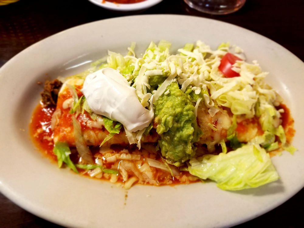 Santana Mexican Grill: 114 Merchants Sq, Cartersville, GA