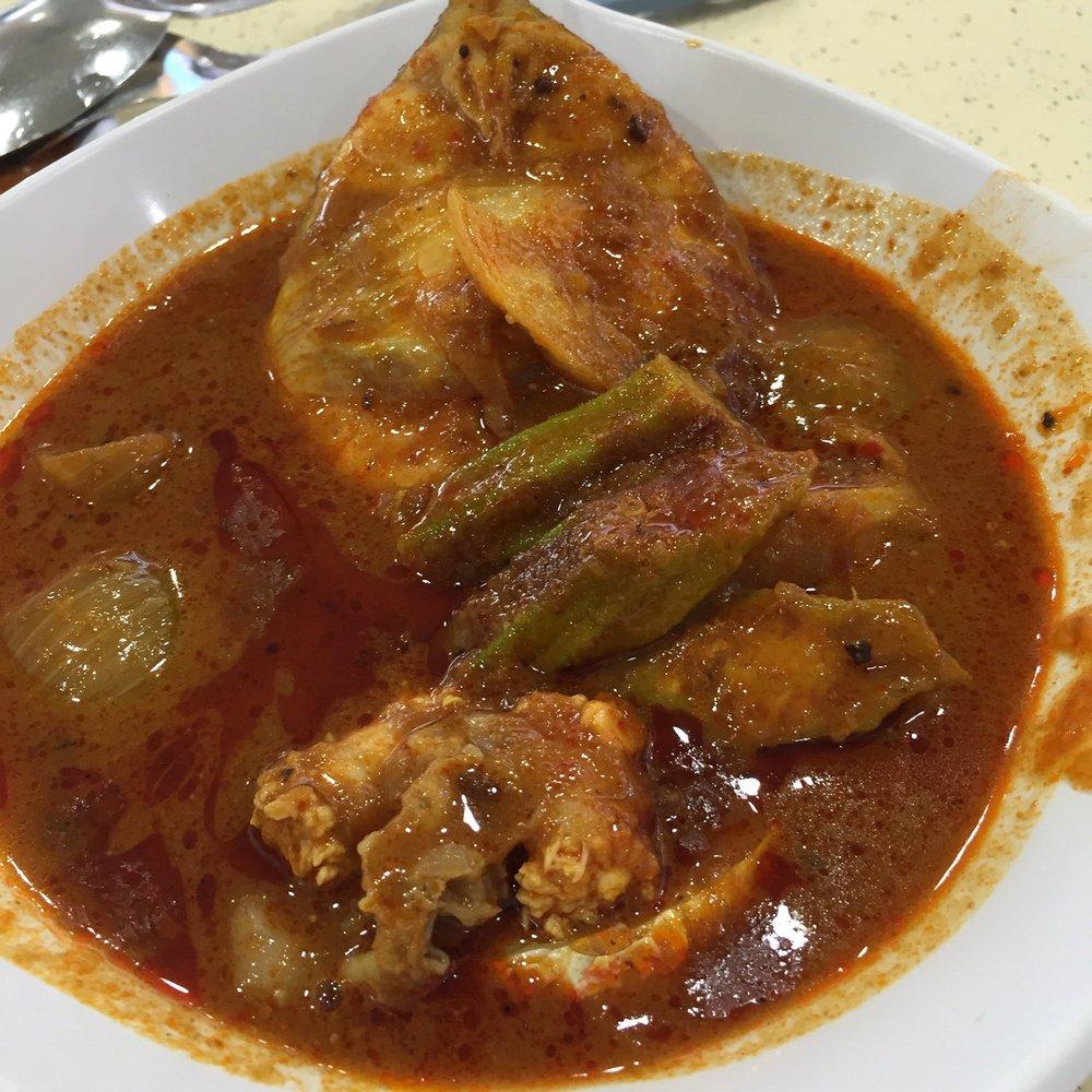Dju Dju Indonesian Nasi Padang Singapore