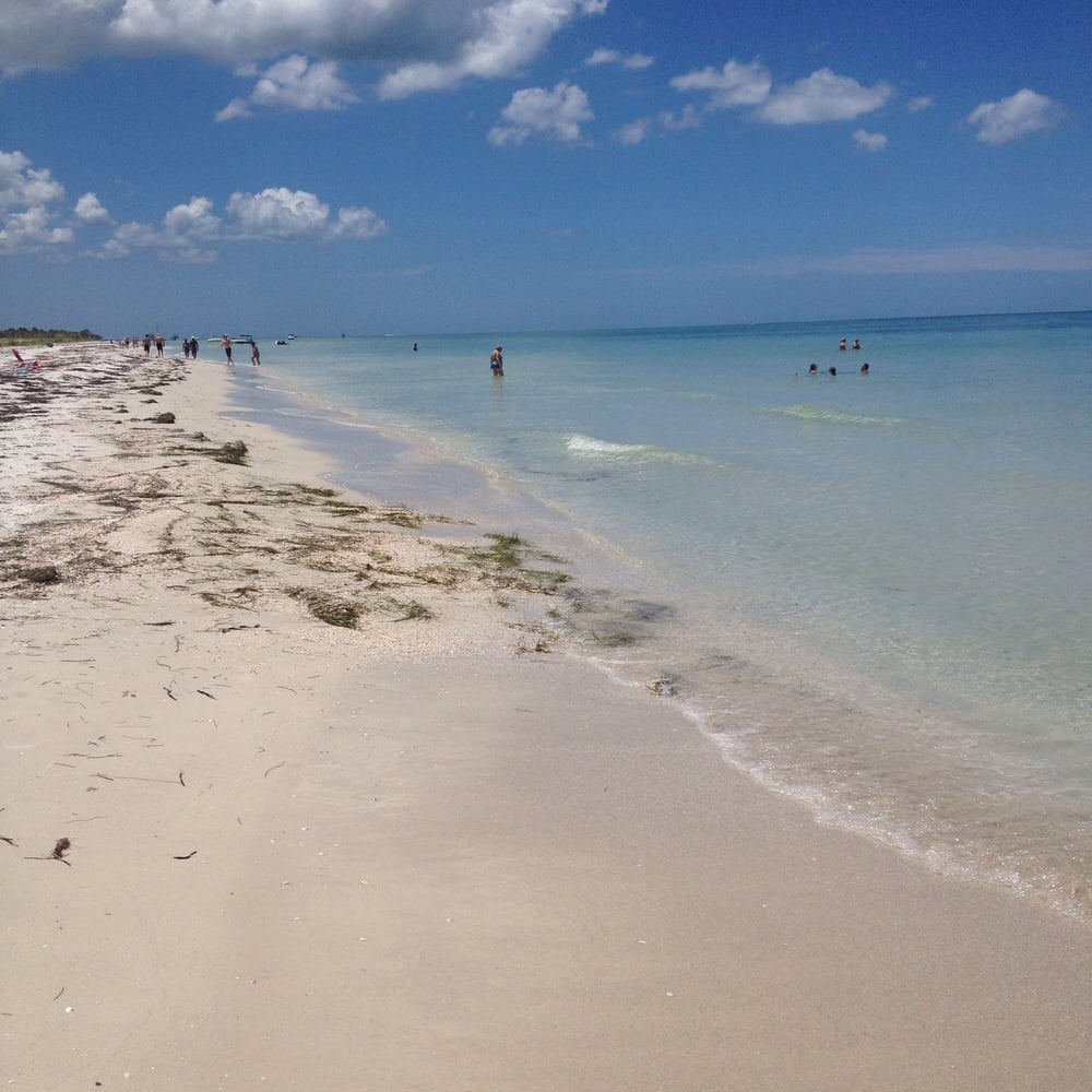 Caladesi Island Florida: Beautiful Beach-- Hard To Believe We Are Just Miles From