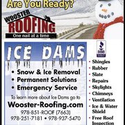 2 new skylights installed Photo of Wooster Roofing - Tewksbury MA United States. Winter Roof Snow Removal ...  sc 1 st  Yelp : wooster roofing - memphite.com