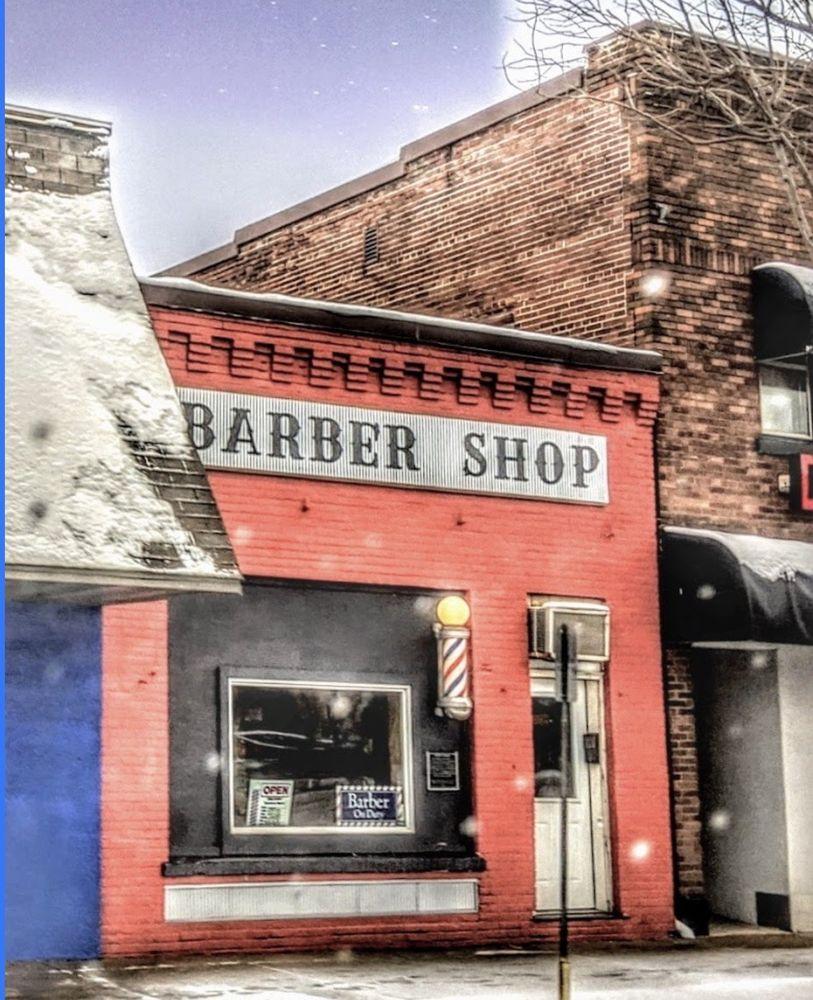 The Barbershop: 126 Keller Ave N, Amery, WI