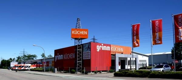 Grimm Küchen - Bad & Küche - Heinrich-Hertz-Str. 16, Offenburg