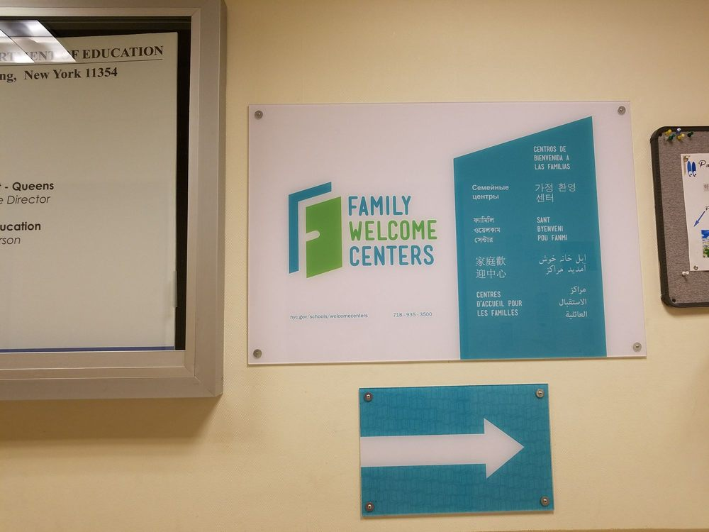 Family Welcome Center | 30-48 Linden Place, 2nd Floor, Flushing, NY, 11354 | +1 (718) 281-3422
