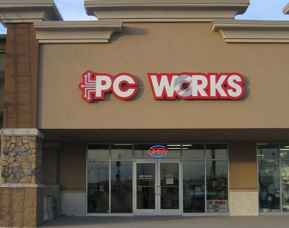 PC Works: 4013 NW Cache Rd, Lawton, OK