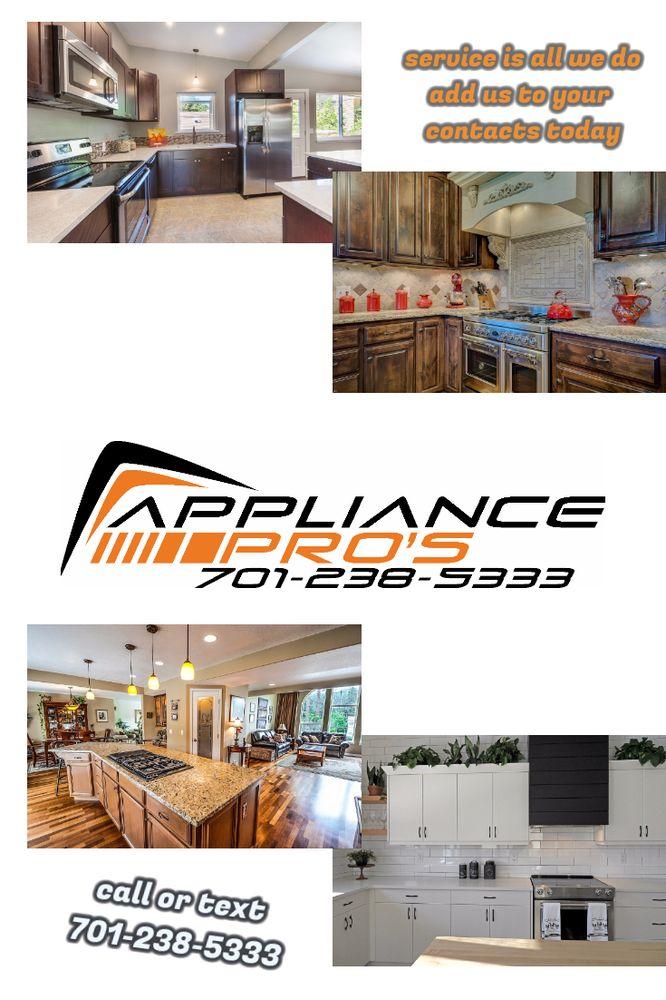 Appliance Pros: 3120 25th St S, Fargo, ND
