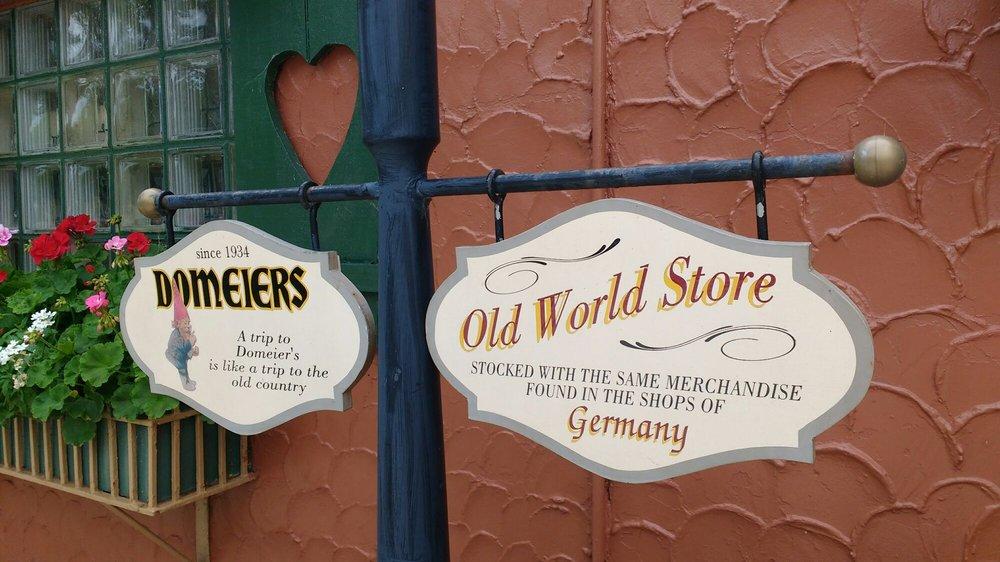 Domeier's German Store: 1020 S Minnesota St, New Ulm, MN
