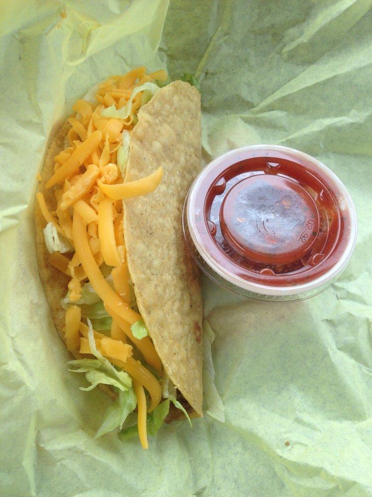Taco Delite: 6409 Coit Rd, Plano, TX