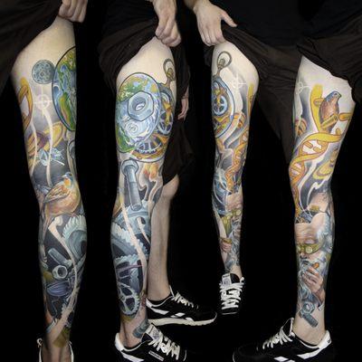 Guru Tattoo 1122 Garnet Ave San Diego, CA Tattoos & Piercing - MapQuest