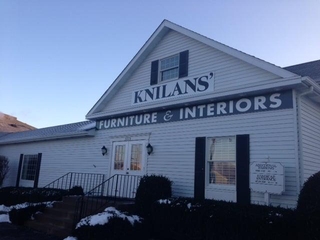 Knilans' Furniture & Interiors: 3015 Brady St, Davenport, IA