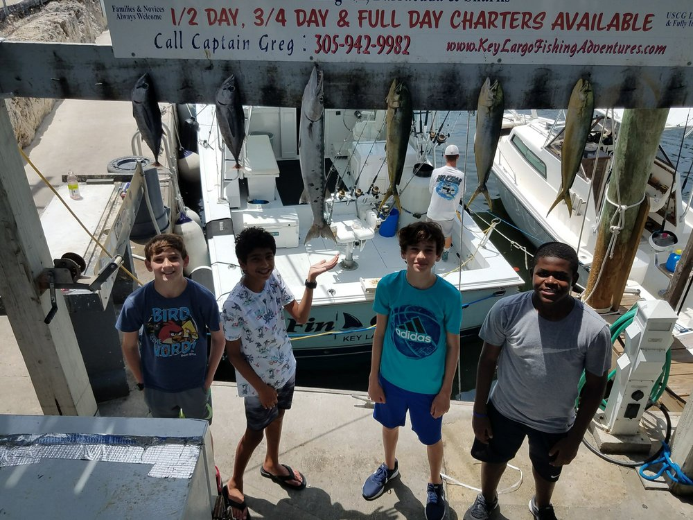 Key Largo Fishing Adventures: 99701 Overseas Hwy, Key Largo, FL