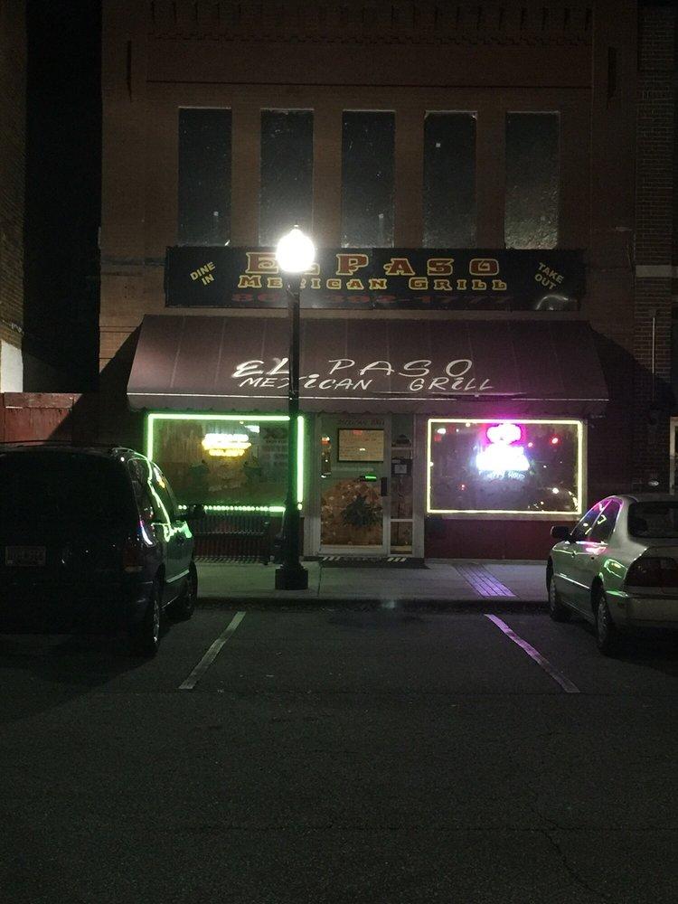 El Paso Mexican Grill: 208 N Main St, Belton, SC