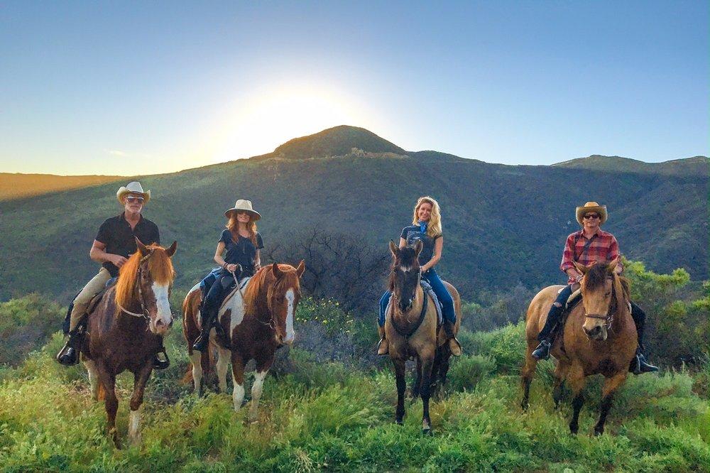 Social Spots from Connemara Ranch