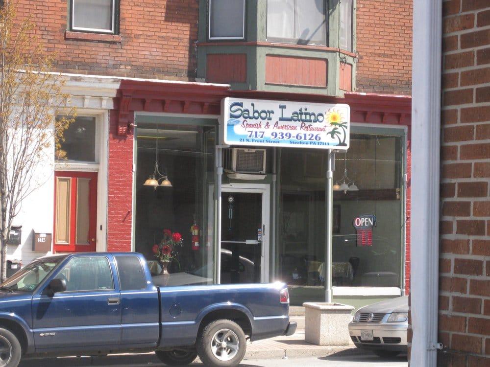 El Sabor Latino Restaurant: 21 North Front St, Steelton, PA