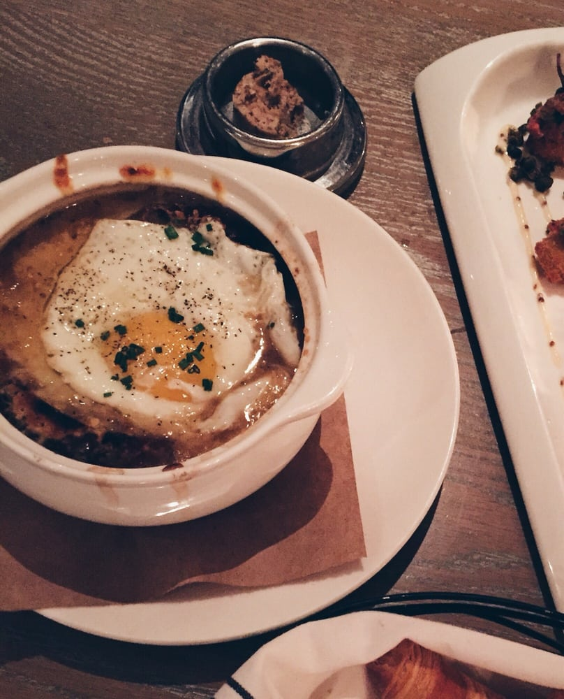 Soup Kitchen Boston: Onion Soup