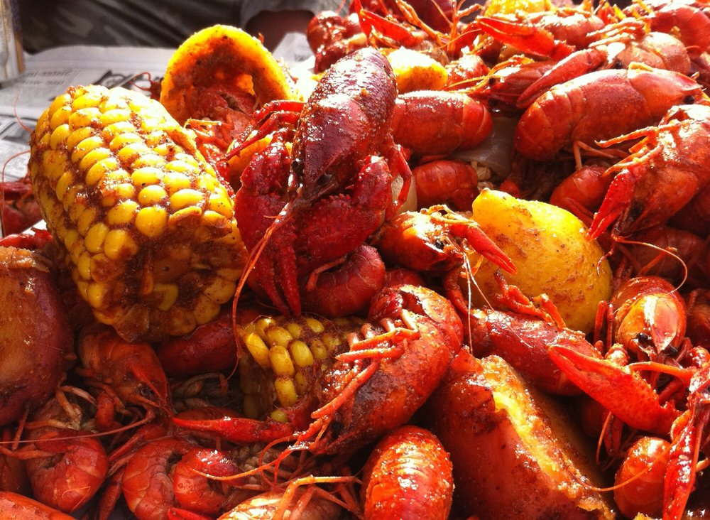 Louisiana Crab shack: 12250 Lake June Rd, Balch Springs, TX